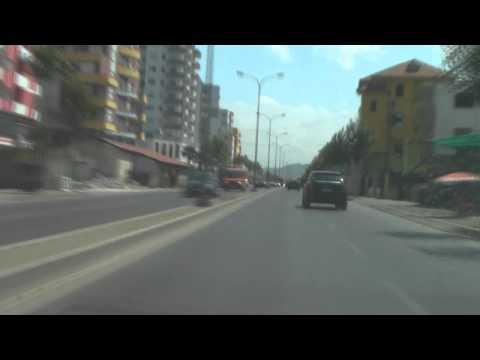 Albania: Entering Tirana