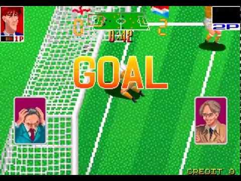 Football champ Arcade playthrough Hardest