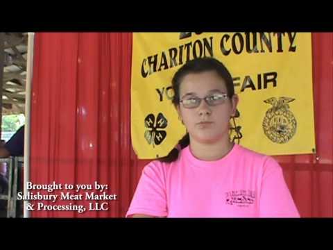 Chariton County Fair 2015   Allison