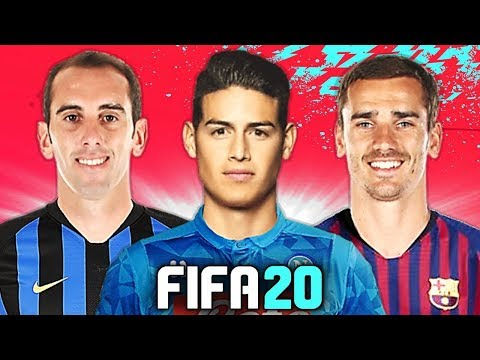 TANTI COLPI UFFICIALI!! 🤑 TOP 10 TRASFERIMENTI FIFA 20 - ESTATE 2019 | James, Griezmann, Donnarumma