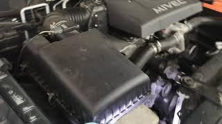Mitsubishi Pajero 3.8  ушатали мотор часть 1