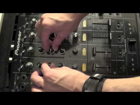 DJ: Mixing With Upfaders