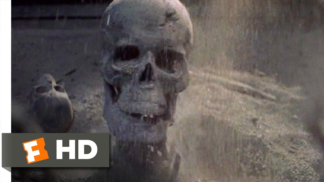 The Haunting (3/8) Movie CLIP - Beneath the Fireplace (1999) HD
