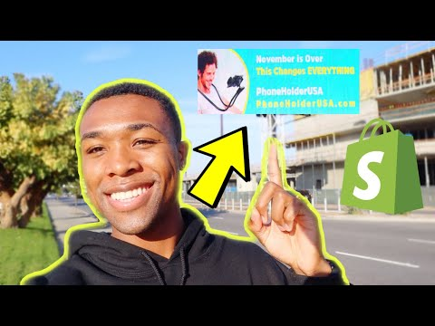 I Bought Billboards For My Dropshipping Website (And THIS Happened) thumbnail