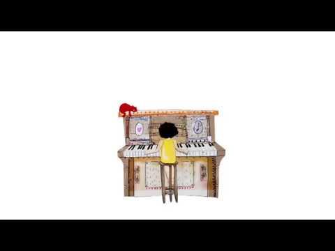 RĂȚUȘTELE MELE PE APĂ S-AU DUS - 12 Cântece la pian pentru copii - Lucian Opriș