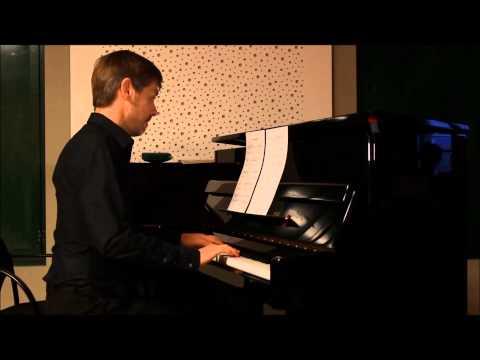 Recital by Geraint Lloyd Davies