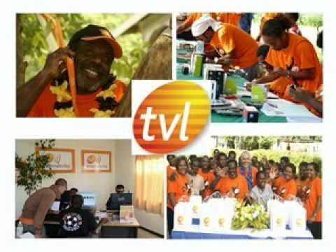 Vanuatu Communications: TVL Mobile coverage