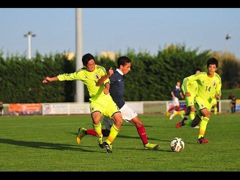 U16 : France-Japon (2-3), le résuméposted by anthonyhorned5