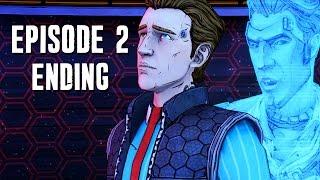 Tales from the Borderlands Episode 2 ENDING - Walkthrough Part 4 - Atlas Mugged