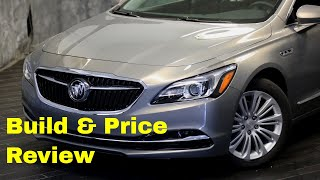 2019 Buick LaCrosse Essence AWD Luxury Sedan - Build & Price Review: Features, Specs, Technology