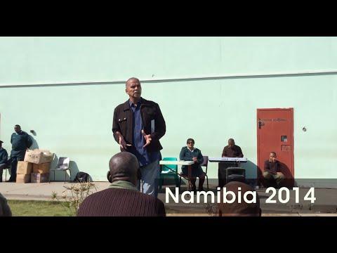 Namibia Prison 2014