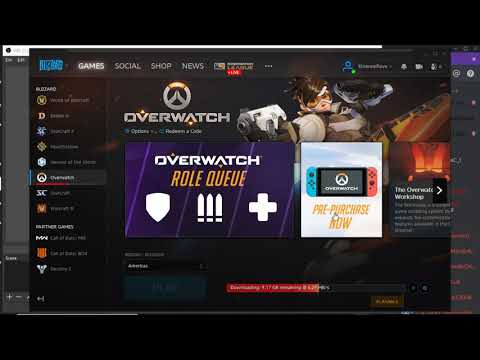 How To Fix Slow Download - Overwatch