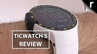 TicWatch S Review | Affordable sporty smartwatch