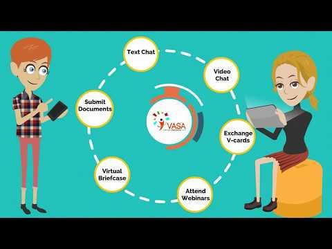 Meet and interact with university representatives online at VASA Virtual Education Expo