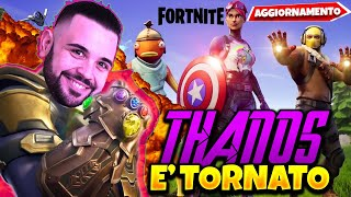Fortnite : ENDGAME !!! Thanos è Tornato 17 kill