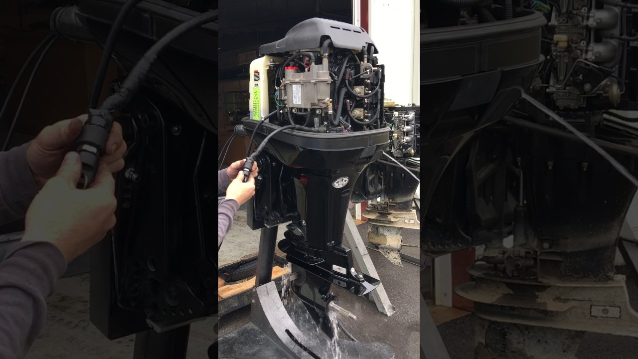 2011 Mercury Optimax 115 HP 3 Cylinder 2 Stroke Direct Fuel