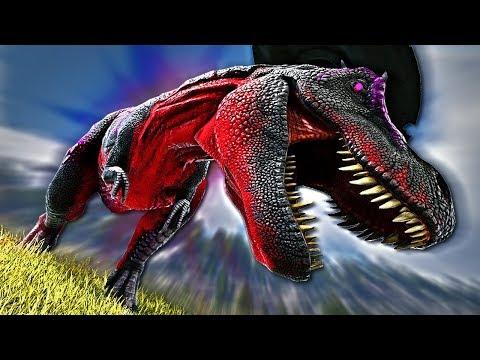 I Discovered a New Secret T-REX Species! | ARK ULTRA Modded #22