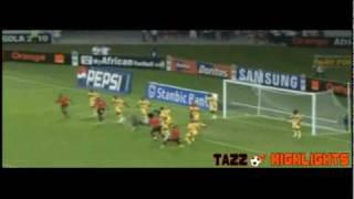 Mozambique 2-2 Benin (12/01/10) Full Goals & Highlights