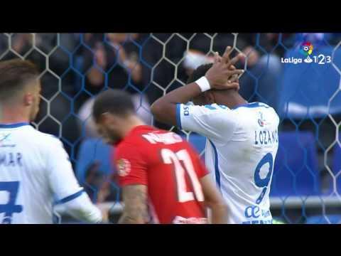 Resumen de CD Tenerife vs UD Almería (1-0)