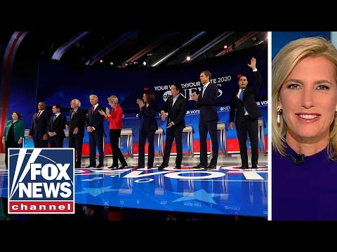 Laura gives out 'The Ingraham Awards' to the 2020 Democrats