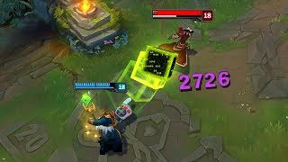 "TOP 30 ""Amazing ONE SHOTS"" Unbelievable Moments League of Legends"