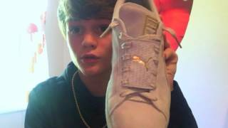 PUMA SUEDE CLASSIC REVIEW AND ON FOOT l Kixstarted