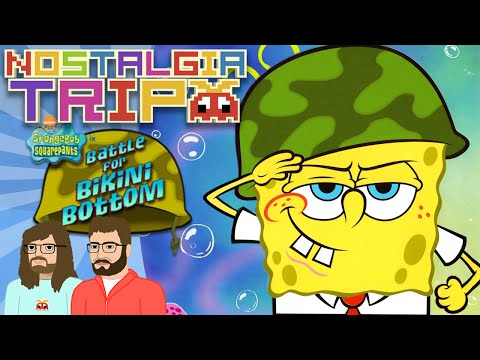Nostalgia Trip - SpongeBob SquarePants: Battle for Bikini Bottom
