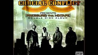 Big Nastee Ft. Coldhard of Crucial Conflict Strugglin & Starvin