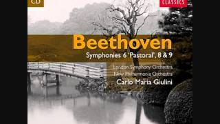 "Ludwig Van BEETHOVEN - Symphony No. 6 in F major ""Pastoral"" op. 68 (4) - Giulini/NPO"
