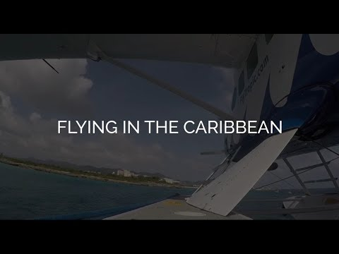 Flying in the Caribbean | PrivateFly