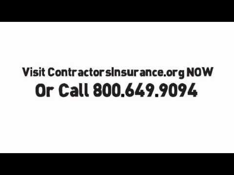 Contractors Insurance Dallas