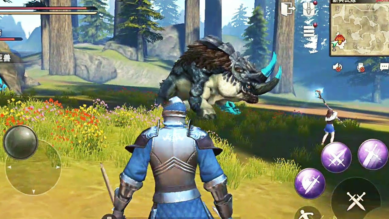 Top 6 Monster Hunter Games For Android iOS   YouTube Top 6 Monster Hunter Games For Android iOS