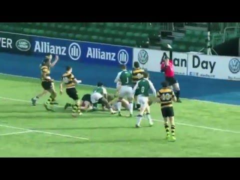 Ollie Brown - Wasps Season Highlights