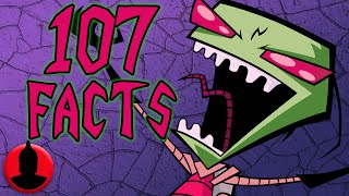 Repeat youtube video 107 Invader Zim Facts - (ToonedUp #170) | ChannelFrederator