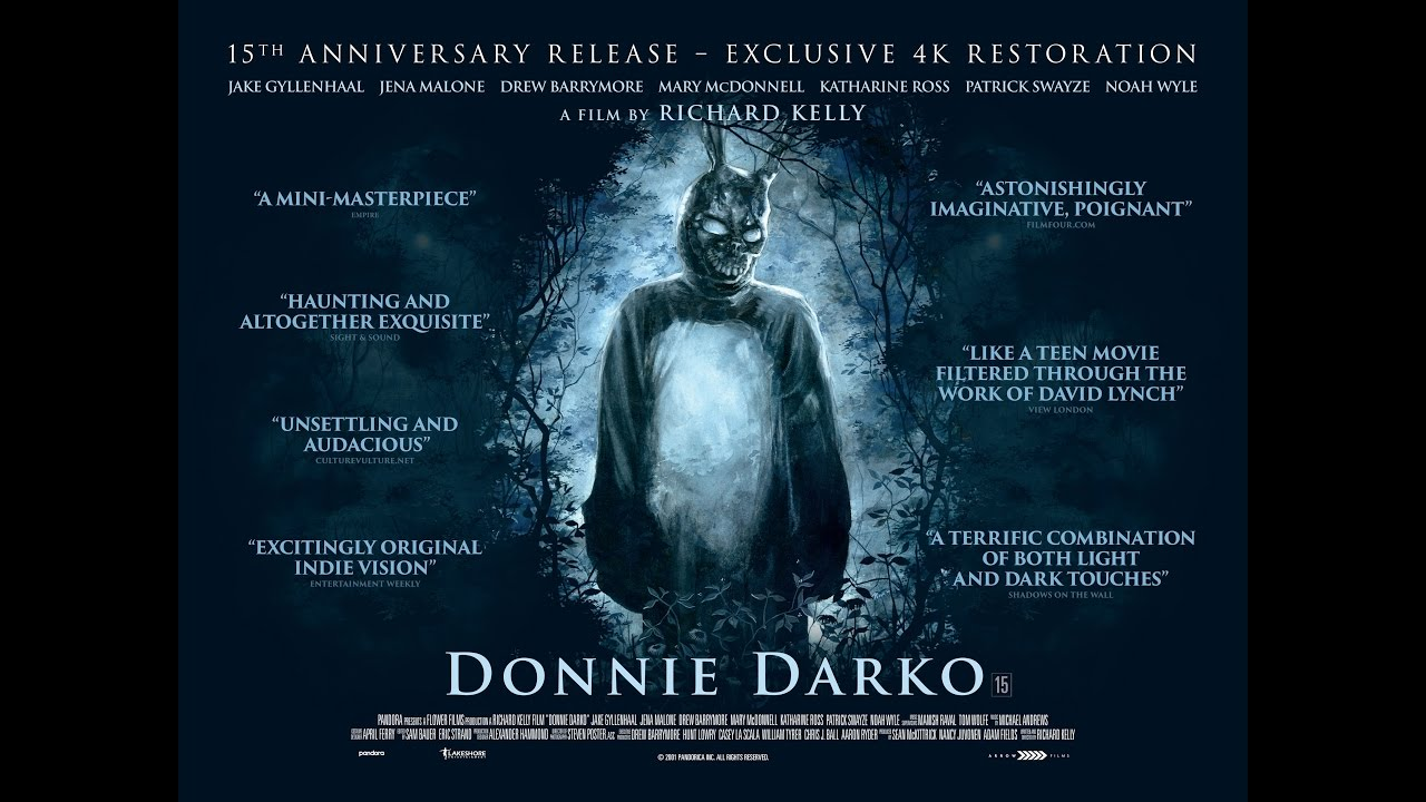 donnie darko essay Darkoin storytelling, monsters are used to express the fears and worries of humans they allow us to discover our values by questioning our.