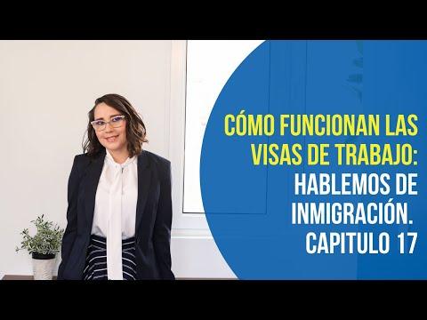 ⚖️ Cómo funcionan las Visas de Trabajo⚖️