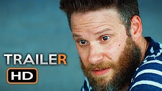 LIKE FATHER Official Trailer (2018) Seth Rogen, Kristen Bell Netflix Comedy Movie HD