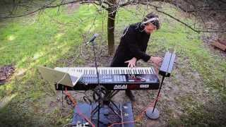 John Gagliano - live in the courtyard