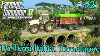 FS17 Timelapse, De Terra Italica #2: More Sheep!
