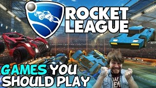 My Favourite Game Of 2015: Rocket League