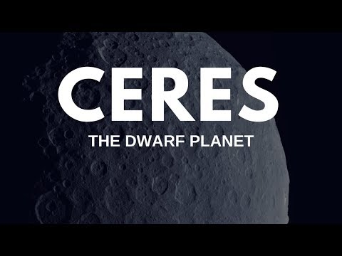 Ceres : The Most Mysterious Object In Our Solar System (Hindi)