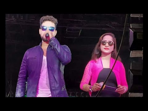 Jatra Anchoring । Abhi And Namita । Jatra Swarnamahal Recording By ASHISH