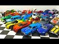 Let's Open New Hot Wheels Cars Toy Unboxing!