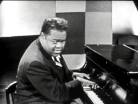 1956 Fats Domino  Blueberry Hill  Sullivan Show
