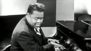 1956 Fats Domino - Blueberry Hill - Sullivan Show(, 2014-02-20T22:19:22.000Z)