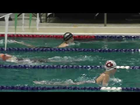 Grace Swims  200M  Individual Medley - Ontario Winter Festival - Feb 2018