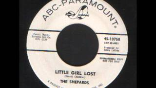 The Shepards   Little girl lost   Northern Soul