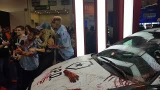 Brasil Game Show 2018 (Resident Evil 2 Remake Premiere Lojas Americanas)