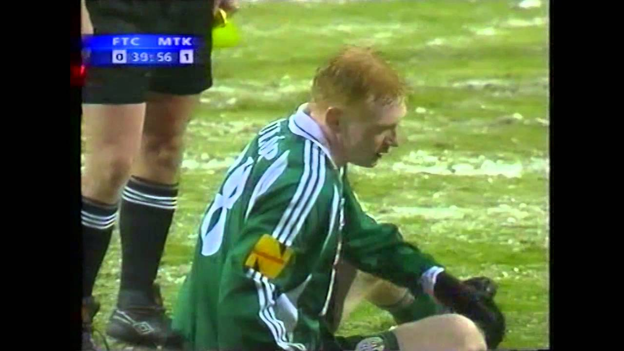 Ferencváros-MTK | 1-3 | 2001. 12. 05 | MLSZ TV Archív