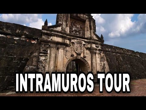 Vlog-galag Tour in Manila ( Museums and Historical places )